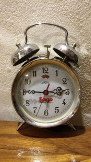 Coleccionable Reloj Parsons Despertador Propaganda Fargo