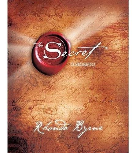 Livro O Segredo - The Secret Rhonda Byrne - Capa Dura