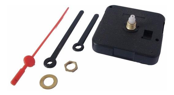 Maquina De Relógio De Parede - 16mm - 1 Peça Tic Tac