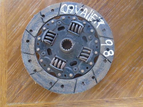 Imagen 1 de 2 de Vendo Disco De Cloch De Chevrolet Cavaier, Año 1998