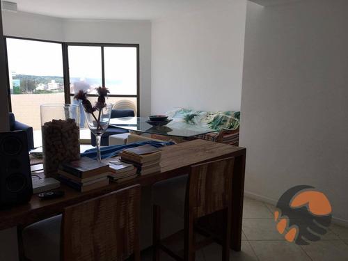 Cobertura Com 3 Dormitórios À Venda, 116 M² Por R$ 860.000,00 - Enseada Azul - Guarapari/es - Co0179