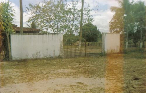 Imagem 1 de 14 de Vende-se Chácara No Centro De Alagoinhas