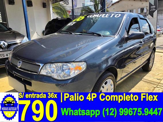 Fiat Palio 1.8 Hlx Flex 5p 2006