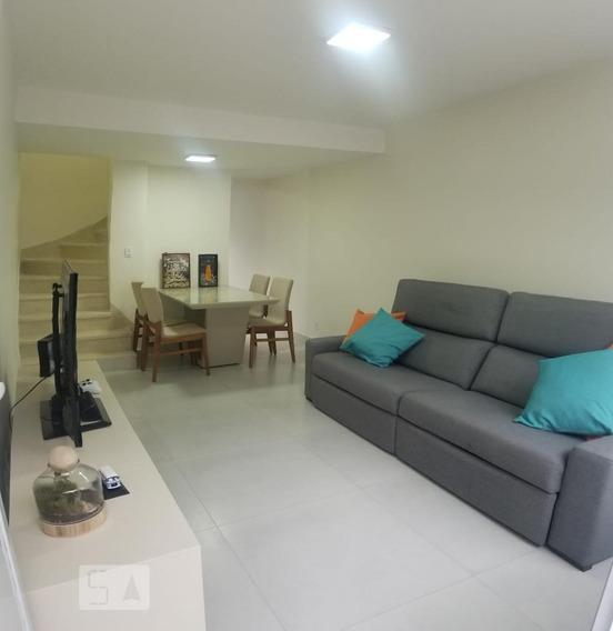 Casa Para Aluguel - Campo Belo, 2 Quartos, 113 - 893072210