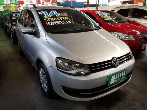 Volkswagen Spacefox 1.6 Trend 8v Flex 4p Manual