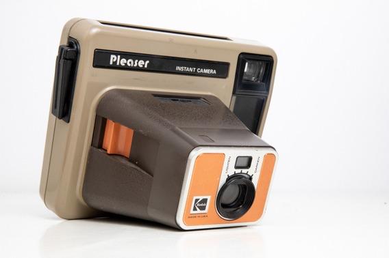 Câmera Fotográfica Instant Kodak