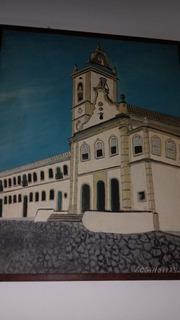 Quadro Igreja Nossa Senhora Do Carmo Bahia Salvador