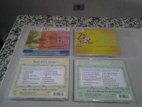 Cd Originales Mozart Y Baby Bible Songs Originales