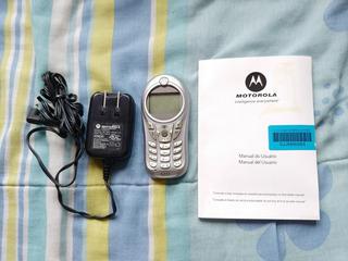 Celular De Chip Gsm Motorola C115 Funcionando 150.00