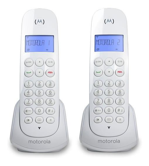 Teléfono Inalámbrico M700w-2 Ca Motorola Mdx Imports - M700w