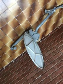 Antena Banda Ku 60cm De Fibra Tecsat