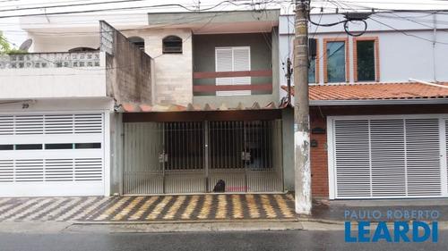 Imagem 1 de 15 de Sobrado - Independência - Sp - 598365