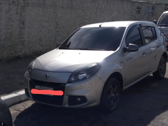 Renault Sandero 2014 1.0 16v Tech Run Hi-flex 5p