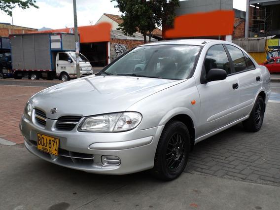 Nissan Almera 2003 Sg Full Equipo A.a