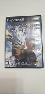 Videojuego Para Playstation 2 Syphonfilter Dark Mirror