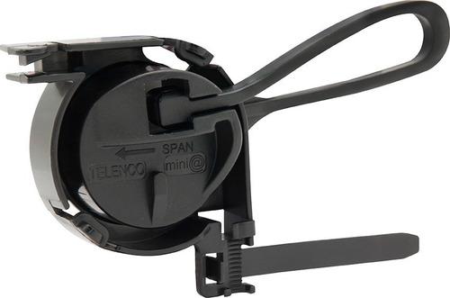 Imagen 1 de 6 de Gancho Tensor Para Fibra Óptica Drop 3 A 4mm Mini @ 100pzas