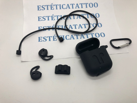 Kit Completo De Proteção Earpods Apple Emborachado