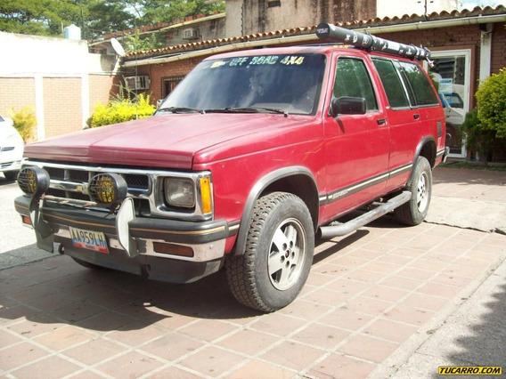 Chevrolet Blazer Sport