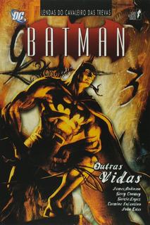 Batman Lendas Do Cavaleiro Das Trevas - Outras Vidas