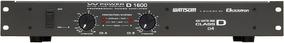 Amplificador Ciclotron Wpower D 1600 4 Ohms - 400 Wrms