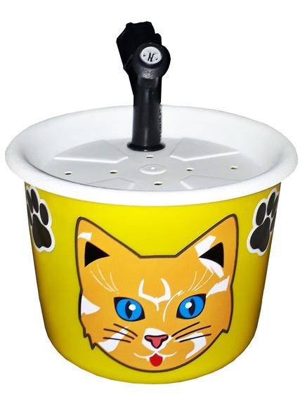 Bebedouro Fonte Para Gatos 1,5l