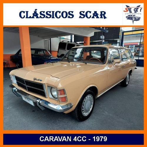 Imagem 1 de 15 de Caravan 2.5 Comodoro 1979
