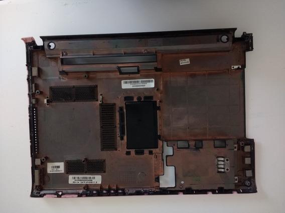 Carcaça Inferior Notebook Sony Sve14115fbb C/ Detalhe Cod1