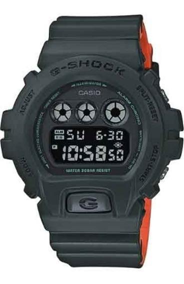 Relógio Casio G-shock Dw-6900lu-3dr (nota Fiscal) Dw6900