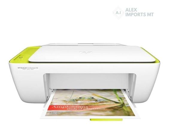 Multifuncional Hp 2136 Color Impressora 20ppm Até 4800dpi