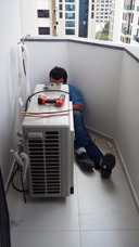 Instalação Manutenção Ar Condicionado