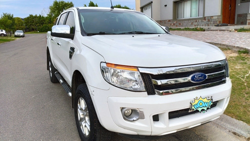 Ford Ranger 3.2 Cd 4x2 Xlt At Tdci 200cv 2015
