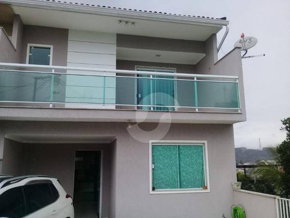Casa Residencial À Venda, Estrela Do Norte, São Gonçalo. - Ca1347