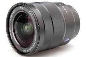 Lente Sony Vario-tessar T* Fe 16-35mm F/4 Objetiva Za Oss