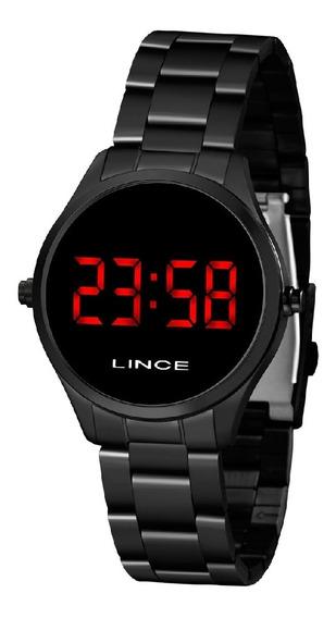 Relógio Lince Mdn4618l-vxpx - Preto