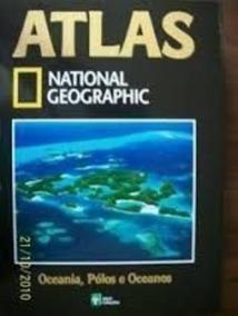 Atlas National Georgraphic Oceania, Pólos E Oceanos Abril