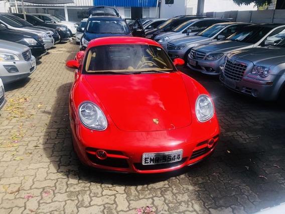Porsche Cayman S 3.4 2007 Manual