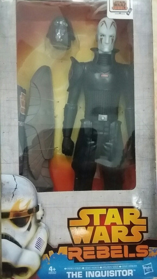 Figura The Inqusitor Stars Wars Rebels