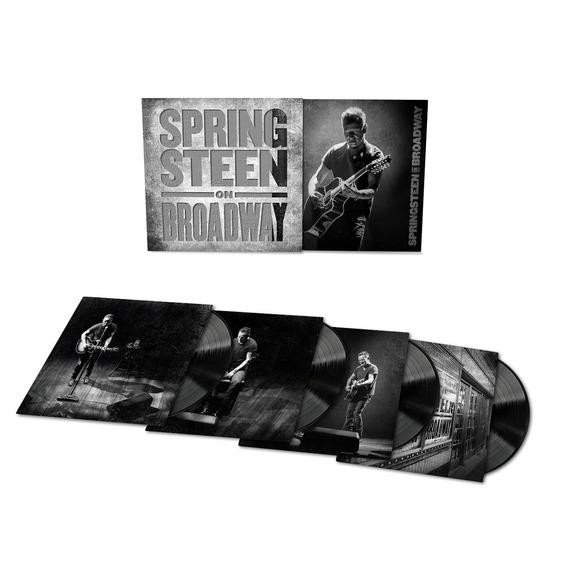 Vinilo : Bruce Springsteen - Springsteen On Broadway (150...