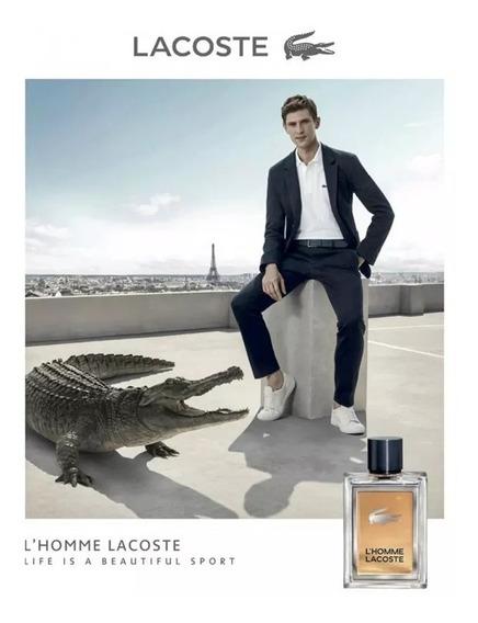 Perfume Lacoste L