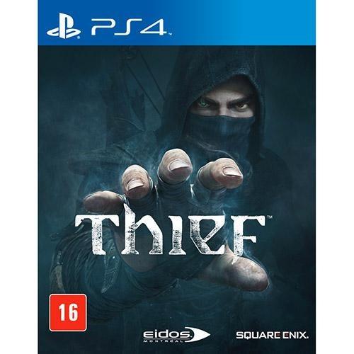 Thief Ps4 Usado Original Midia Fisica