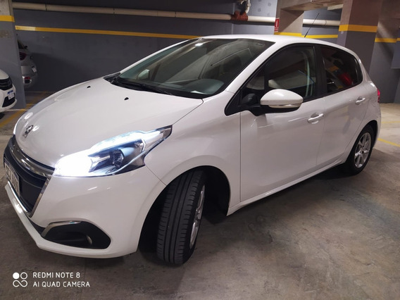 Peugeot 208 Frances Active Like 1.2 Unico Dueño Impecable