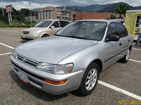 Toyota Corolla Gli - Sincronico
