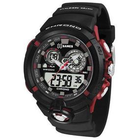 Relógio Masculino Digital X-games Esportivo Xmppa239 Bxpx