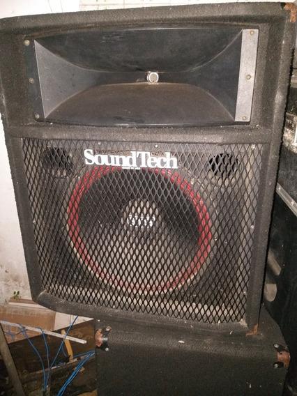 Caixas Sound Tech 15 Pol