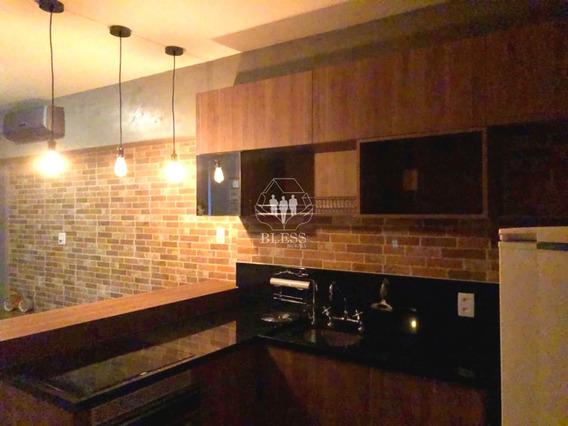 Excelente Apartamento Para Locação No Condomínio Línea Home Style - Centro, Jundiaí - Sp Excelente Apartamento (flat) Mobiliado Para Locação No Centr - Ap03035 - 67866208