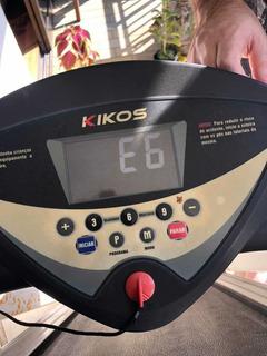 Esteira Ergométrica Kikos Kc 1601