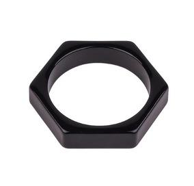 Braceletes Hexagonais Feitos De Resina
