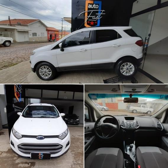 Ford Ecosport Se 1.6 2017