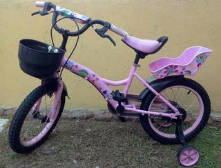 Bicicleta Dolphin R16 Infantil