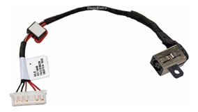Dc In Conector Dell Inspiron 5566 Dc Power Jack - Kd4t9